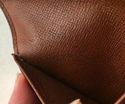 Authentic Louis Vuitton Monogram Mini Agenda & Address With Mechanical Pencil 7