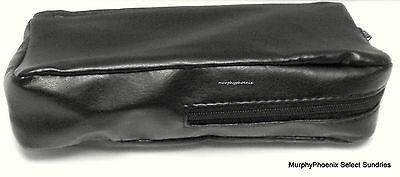 Kingstar TP1299 PVC Tobacco//Pipe Combo Pouch Black or Brown NIP