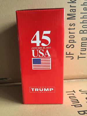 Official Donald Trump Presidential Inauguration Bobblehead Bobble head NEW W/Box 10