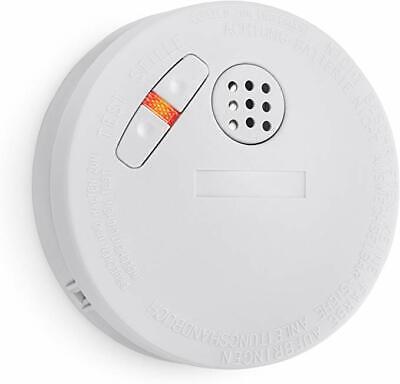 Smartwares Rauchmelder mit 10 Jahre Lithium Batterien RM220 Feuermelder 85dB OVP 2