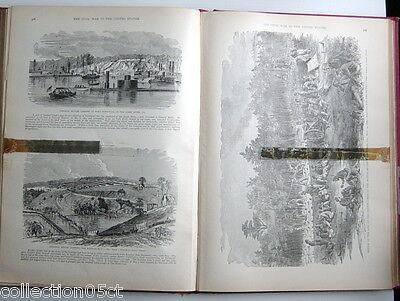 1902'S Book, Battles And Commanders Of Civil War, Leslie's Famous War Pictures 10