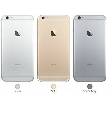 Apple iPhone 6+ Plus-16GB 64GB GSM Factory Unlocked Smartphone Gold Gray Silver* 2