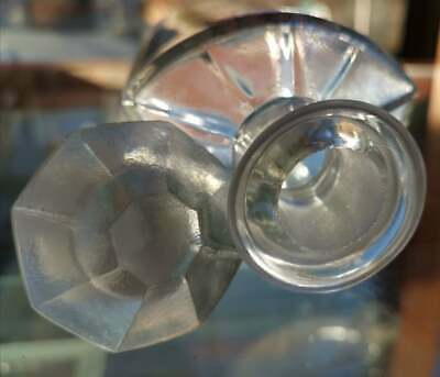 Apotheker - Altes, wunderschönes Apothekerglas - AQ VITAE - Seltenheit (2) 8