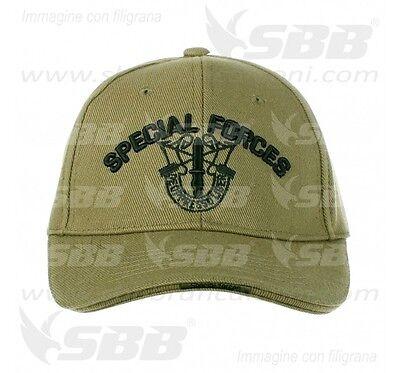 Ci Uomo Forze Speciali Esercito Militare Tattica Cotone Cappellino Baseball Cappello Nero UK