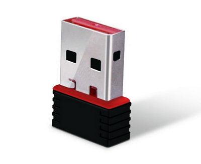 150Mbps Wifi Mini Usb Adapter Wireless Dongle Adaptor 802.11 B G N Lan Network 4