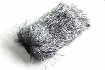Microphone Mic Furry Windscreen Windshield Cover Muff for shotgun microphone 2