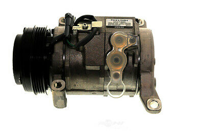 A//C Compressor and Clutch ACDelco GM Original Equipment 15-20941