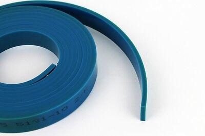 Schnellkupplung NW 5 mit Anschlusstülle Ø 8mm blau zum Geräteeinbau geschraubt #