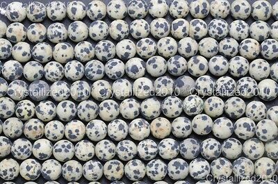 Wholesale Matte Frosted Natural Gemstone Round Loose Beads 4mm 6mm 8mm 10mm 12mm 8