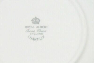 1-Royal Albert Chantilly Soup Cereal Bowl England ( 2 Available ) 3