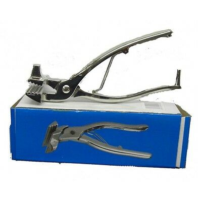 Chrome Canvas Stretching Pliers For Stretcher Bars Artist Framing Tool Art-324S 3