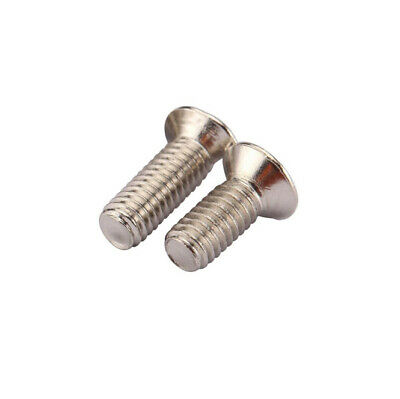 M1.2/M1.4/M1.6/M2/M2.5/M3/M3.5/M4 Countersunk Flat Head Cross Miniature Screw 3