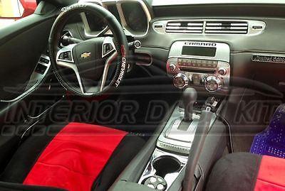 Chevrolet Chevy Camaro Ls Lt Interior Aluminum Dash Trim Kit
