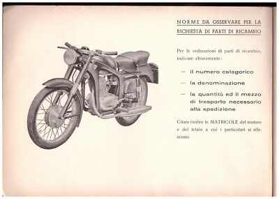 Catalogo ricambi originale - Spare parts catalogue - Aeromere Capriolo 125 1958 2