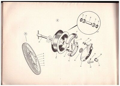 Catalogo ricambi originale - Spare parts catalogue - Aeromere Capriolo 125 1958 3