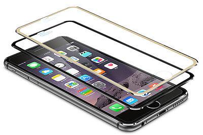 film protection écran VITRE EN VERRE TREMPE Intégral 3D iPhone 7,6,6S,8 Plus X 2