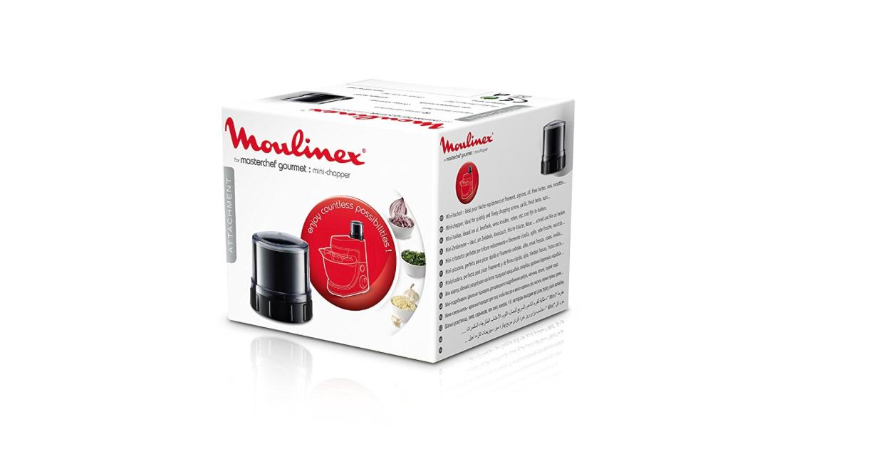 Moulinex Accessorio Tritatutto Masterchef Gourmet Qa400 Qa403 Qa404 Qa500 Qa 2
