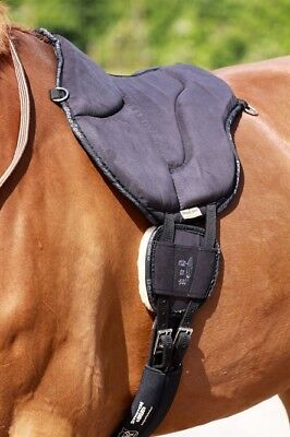 Barefoot Ride-On-Pad Bareback  Pad Schwarz Sofort Lieferbar  ! Top ! 4200