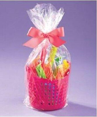 Keep Fresh Food Bag Clips w/ Magnetic Basket Set of 18 Clips Multiple Sizes 4