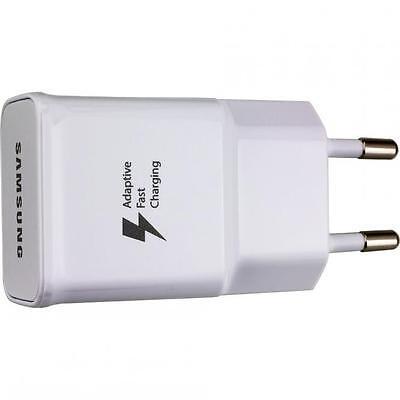 Original Samsung 2A Chargeur De Secteur Rapide Prise Courant Cable Voyage Bureau 2