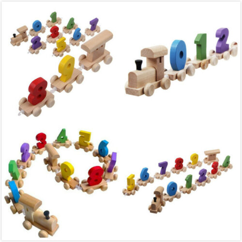 Funny Wooden Toy Gift Baby Kid Children Intellectual Developmental Educationavn 10