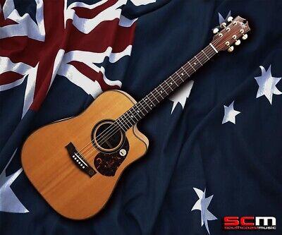 Maton 70th Anniversary Acoustic Electric Guitar 70TH-DN-C Dreadnought w/ Cutaway 2