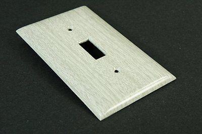 Vintage Sierra Electric Grey Oak Woodgrain Switch Plate cover NOS wood grain 2