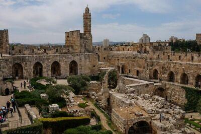 Ancient Roman Pottery Fragment • Bell Shape • Lucky Pendant • Jerusalem • Israel 2