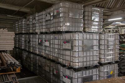 Used IBC Totes Storage Container Liquid Tank 330 Gallon 4