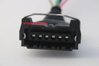 MAF Mass Air Flow Sensor Connector Plug Clip pigtail Fits Nissan 300zx z32 89-97