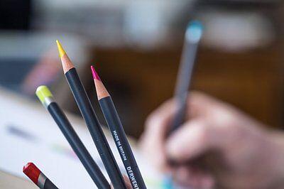 Derwent Procolour Professional Artists Colouring Pencils - 72 Colours Available 5