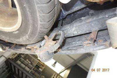 Auto Hak Anhängerkupplung abnehmbar Santa Fe CM II EBA top E-Satz 7pol inkl