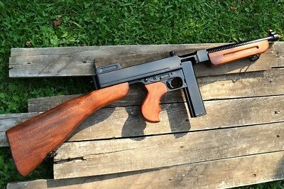 M1928A1 1928 THOMPSON SMG Submachine Gun - U S  Military