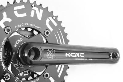 KCNC K2-Type XC-Blade Triple MTB Crankset 170mm /& 175mm