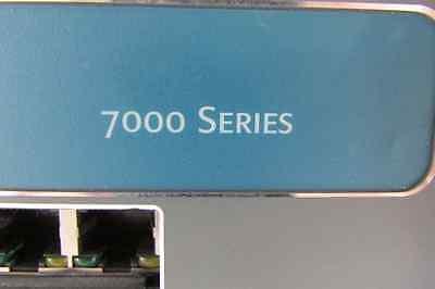 FIREEYE FIREEYE 7000 Series Network Security Appliance Rack Mount System NO  HDD