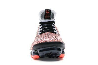 Nike Air Vapormax Flyknit 3 Black Mango AJ6900-800 Running Shoes Men's Size 8