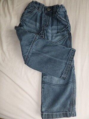 Denim Co Boys Girls Unisex Jeans Size 3-4 Years 4