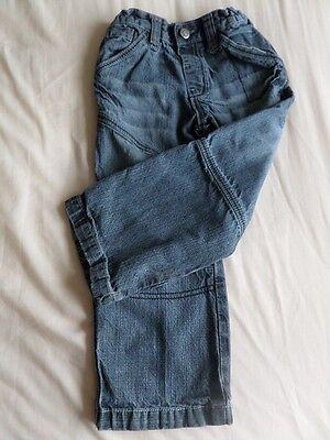Denim Co Boys Girls Unisex Jeans Size 3-4 Years 8