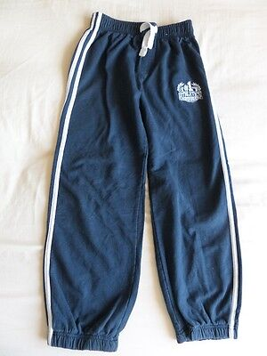Tu Boys Girls Unisex Blue Tracksuit Trousers  Size 10 years 2