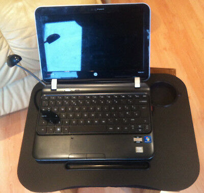 1 Sur 4 Lapdesk Lap Desk Laptray Bean Bag Tray For Laptop Or Writing