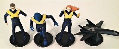Marvel X-Men: Dark Phoenix Movie Theater Exclusive Cup Topper Set #2 2