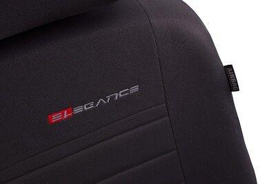 Sitzbezüge Sitzbezug Schonbezüge für Ford Escort Komplettset Elegance P1