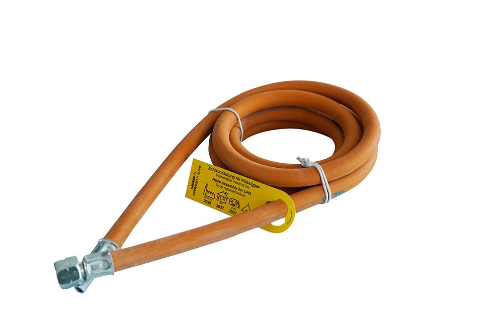 "Verbindungsstück RST 8 x 1//4/"" GOK Verbinder Propan Übergangsverbinder"