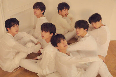 US SHIPPING BTS-[Love Yourself 轉 Tear]3rd RAN Album CD+Poster+etc+Pre-Order+Gift 4