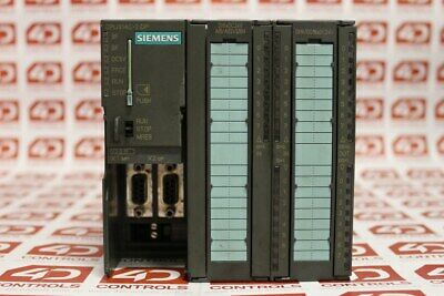 Siemens 6ES7 314-6CF02-0AB0 Simatic Compact Controller - Used 3