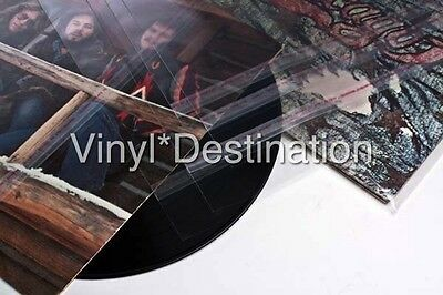 """🔴25 12"""" Outer Vinyl Record LP Album Covers Blake sleeves Plastic Sealed Flap 2"""