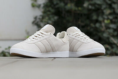 wholesale dealer 12706 cdadc ... of 12 NIB Adidas Consortium x Saint Alfred Gazelle GTX Sneakers Ivory  Off White BB0894 9
