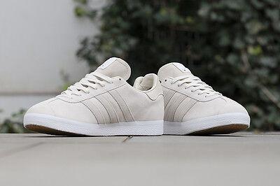 new product ae831 2edd7 ... NIB Adidas Consortium x Saint Alfred Gazelle GTX Sneakers Ivory Off  White BB0894 9