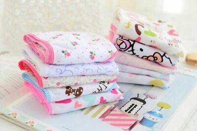 Girls 3 pack underwear knickers briefs 100% COTTON panties Age 3-11 years 7