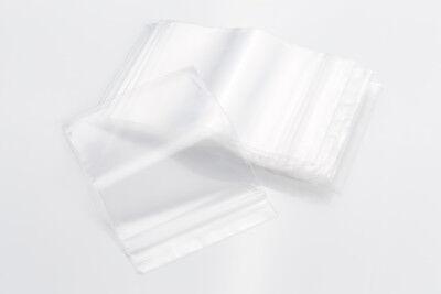 Sachet plastique Zip Transparent - Lot de 1000 - Plusieurs tailles 4